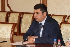 ВИР посетил Генконсул Республики Узбекистан в Санкт-Петербурге – намечены планы научного сотрудничества